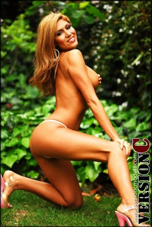 Mary Castro: Jungle Bikini set 2 - 66 images
