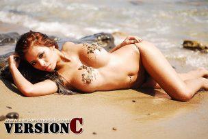 Sunshine Rodriguez: Wet Sands set 2 – 37 images