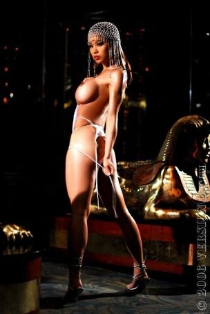 Francine Dee: Nefertari set 2 - 51 images