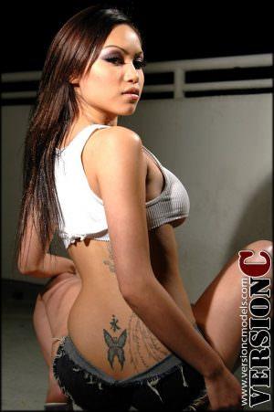 Vivian Lex: Midnight Desire set 1 - 45 images