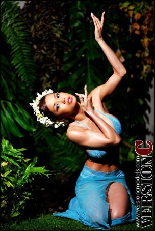 Francine Dee: Queen of the Garden set 1 - 52 images