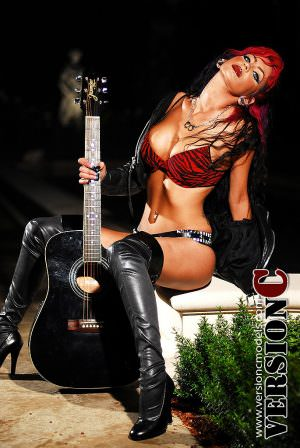 Diahann Heather: Rock Star set 1 - 57 images