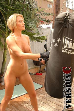 Randy Moore: Fitness Nude Series: Boxing – 54 images