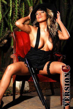 Ashley Peaches: Mob Boss set 2 – 59 images