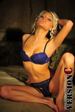 Brittany Nicole: Dark Lounge set 1 - 42 images