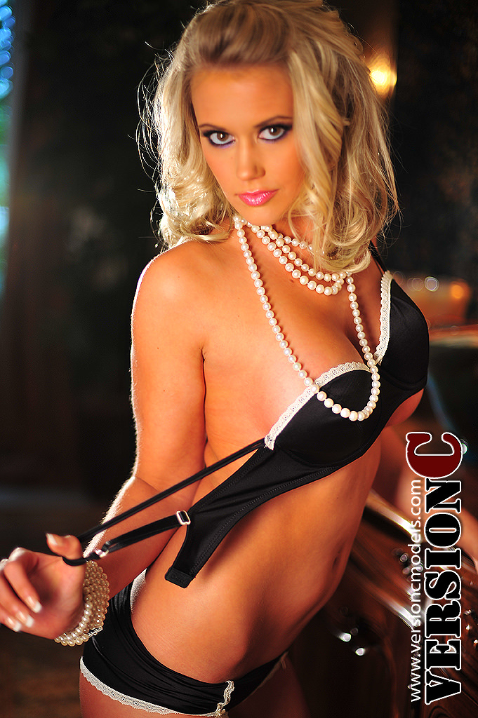 Mary Faith: Black and Pearls set 2 - 60 images