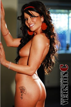 Casey Lauren: Checkered Red set 3 – 41 images (Exclusive Nudes)