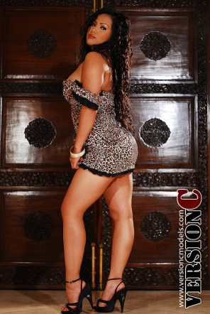 Desiree Deleon: Leopard Print set 1 - 32 images