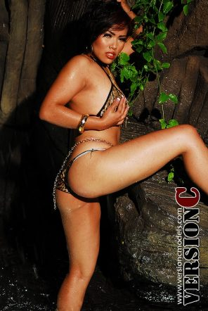 Desiree Deleon: Rocky Falls set 1 - 34 images