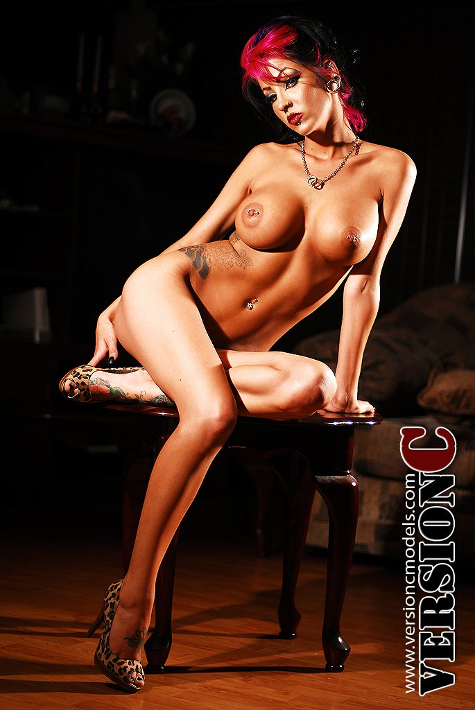 Diahann Heather: Dark Shadows set 2 - 85 images (Exclusive Nudes)