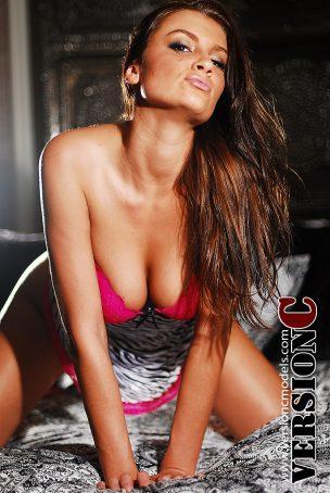 Jordan Monroe: Pink Zebra set 3 - 50 images