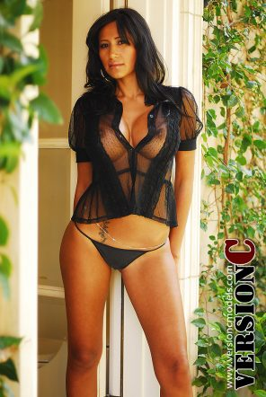 Joy Marie: Sheer Beauty set 1 - 70 images (Exclusive Nudes)