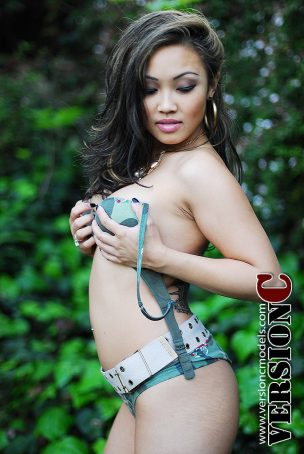 Mia Valerio: Military Concepts set 1 - 66 images (Exclusive Nudes)